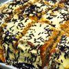 Oktay Usta Cevizli Çikolatalı Kek