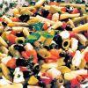 Elif Korkmazel Zeytinli Makarna Salatası