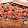 Elif Korkmazel Patlıcanlı Tencere Kebabı