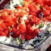 Domates Soslu Semizotu Salatası