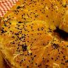 Ispanaklı Halka Çörek