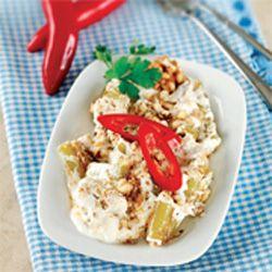 çarliston biber salatası tarifi 1295 kcal çarliston biber salatası
