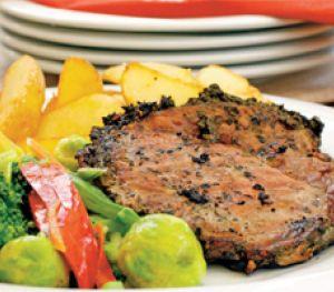 Terbiyeli Biftek