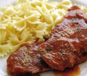 İkbal Gürpınar Salçalı Biftek
