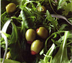 İkbal Gürpınar Yeşil Salata