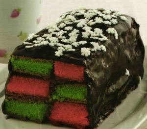 Renkli Pasta