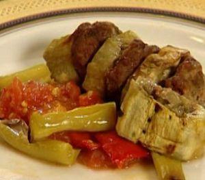 Tepsi Kebabı Gaziantep