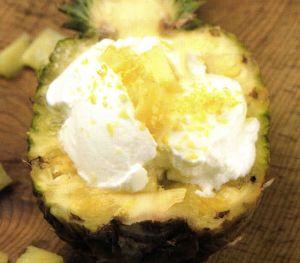 Ananaslı Gelato