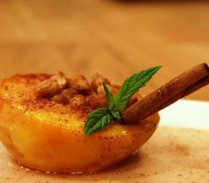 Arda Türkmen Şeftali Tatlısı