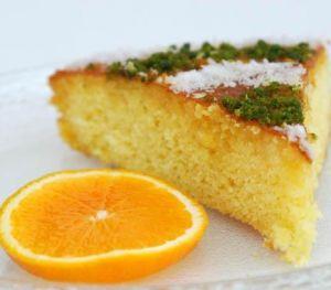 Nefis Portakallı Kek