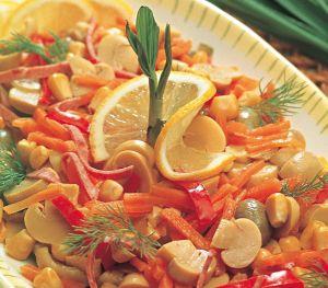Kolay Mantar Salatası