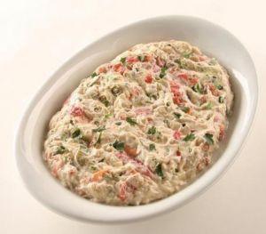 Labneli Patlıcan Salatası