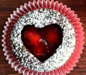 Kalpli Çikolatalı Muffin