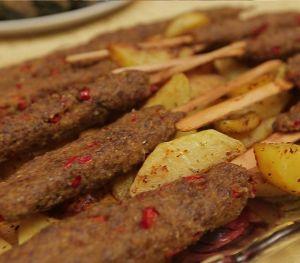 Nefis Simit Kebabı