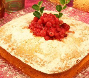 Kremalı Alman Keki