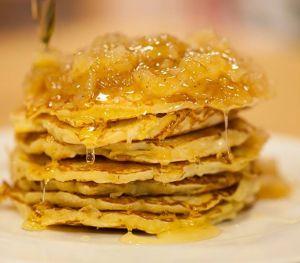 Elmalı Pancake