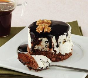 Damla Sakızlı Çikolatalı Pasta Tarifi