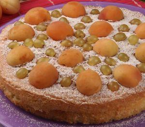 Kayısılı Alman Pastası Tarifi