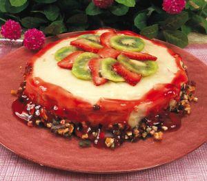 Meyveli Anjelik Pastası Tarifi