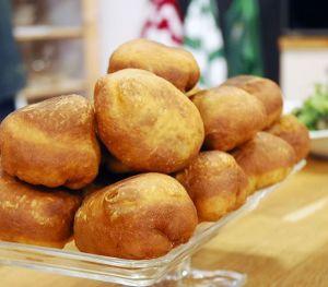 Kıymalı Bohça Çöreği Tarifi