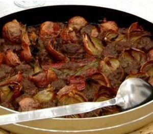Soğan Kebabı Gaziantep