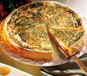 Peynirli Maydanozlu Kiş