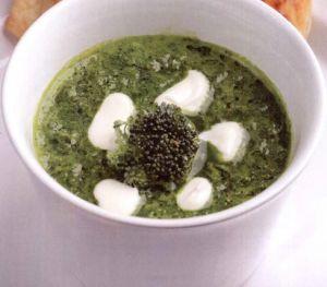 Kolay Brokoli Çorbası