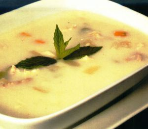 Balkan Çorbası